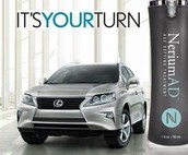 Learn how to Drive a Lexus for FREE