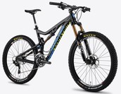 Santa Cruz Bronson AL AM-build, medium ORIGINAL: $3,399 NOW: $2,549
