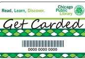 New Library Cards