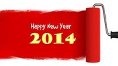 Happy New Year!  Welcome 2014!
