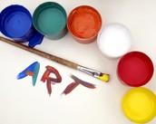 Express Yourself Through Art.