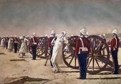 Mutineers Execution