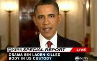 Obama tells the world