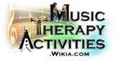 A Music Therapy Activities Wiki...