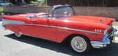 Were there any 1957 Bel Air convertibles?