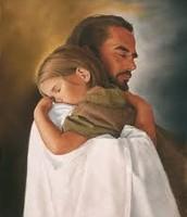 He is a comforter