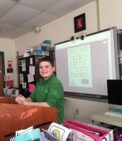 6th grade: Infographic Design