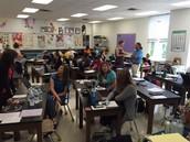 Biology Teachers Explore New Resources