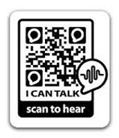 Audio QR Codes