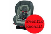 Car-seats can pose a serious danger