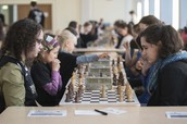 "BMS Girls' Chess Team: ""Keeping Pace with Older Opponents"""