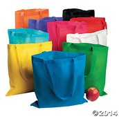 Teen Summer Crafts: Tote Bags on Thursday, August 21st at 2:35 PM