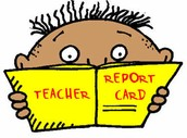 Progress Reports/Report Cards - Grades Due Wednesday, Dec. 16