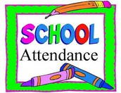 CHRONIC ABSENCES INCREASED TO 9.5%!