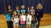 2nd Grade UIL Participants and Coaches
