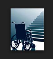 Melody is wheelchair bound