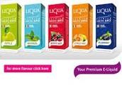 Liqua Smoke Juice