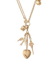 Wonderland Charm Necklace
