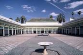 Palace of beaty (Palais de la Bahia)