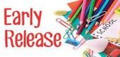 Early Release Day - Wednesday, October 19th