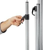 Attachable & Detachable Poles