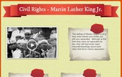 Civil Rights Movement - Martin Luther King Jr. Board