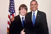 Jack and Mr. President