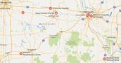 adcare haspital Missouri locations