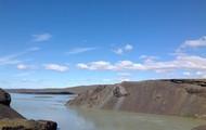 An Icelandic river