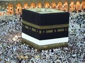 mecca/Kaaba