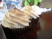 Cupcake Pye de Limon