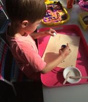 John is an artist!