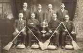Here is some history about curling.