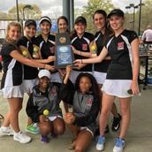 Girls Tennis - Sweet 16!