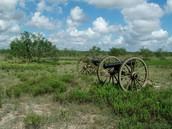 Palo Alto Battlefield National Historical Park.