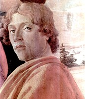 Portrait of Sandro Botticelli