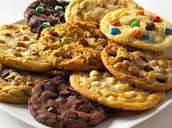 Annual Cookie Dough Sales