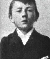 Hitler as a child