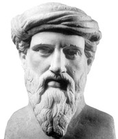 Pitágoras (544 a  484 A.C.)