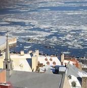 La Fleuve Saint-Laurent