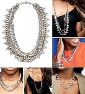 Sutton Necklace- $65