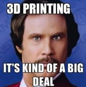 Printing In The 3rd Dimension