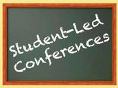 Student-led Conferences - Oct. 28-Nov. 4