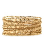 Bardot Spiral Bangle