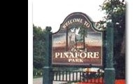 At Pinafore Park.