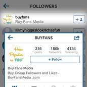 Super Obvious - Followed by Fan Buying Services