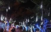 LED流星雨