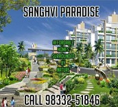 Asangaon Sanghvi Paradise Offers Several Stunning And Reasonably Priced Flats