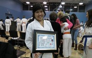 Are you a black belt?