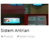 Sistem Antrian